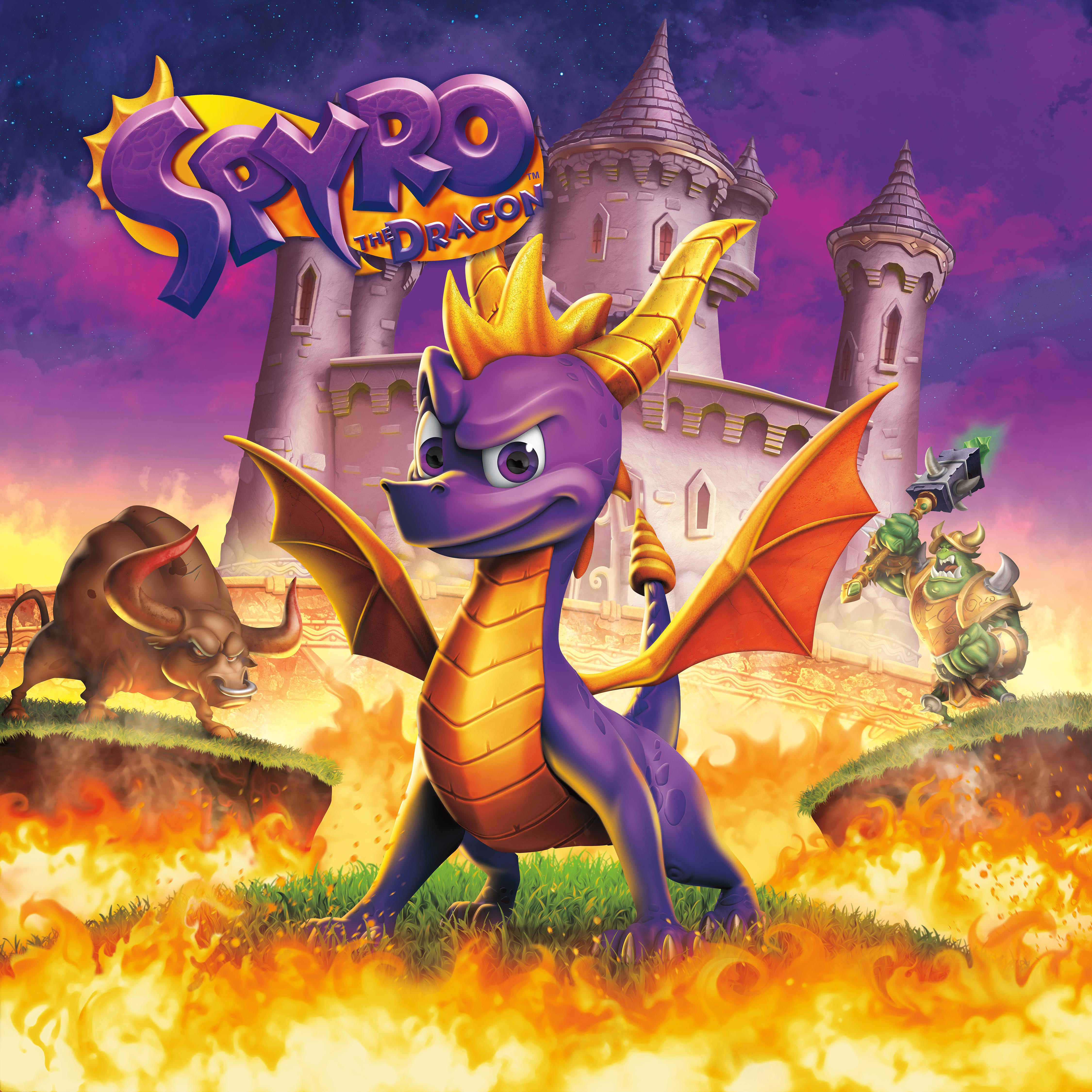 Spyro Reignited Trilogy | Home